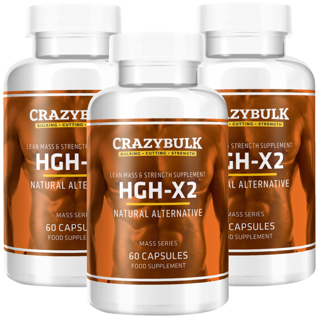 HGH-X2 Reviews: The #1 HGH Booster - Insane Results Inside!